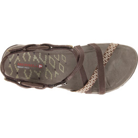 Merrell Terran Lattice II Schuhe Damen dark earth